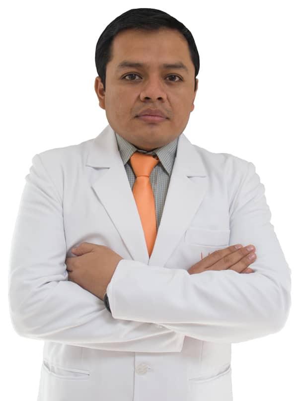 Dr. José Luis Córdova