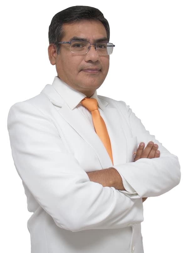 Dr. Pedro García