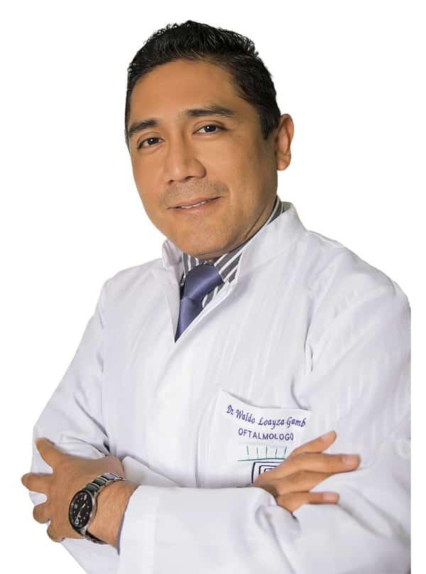 Dr. Waldo Loayza Gamboa